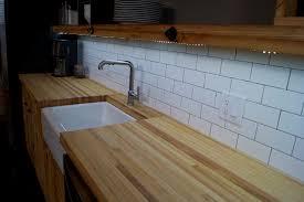 led light shelves kitchen contemporary kitchen