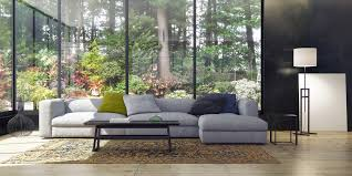 Modern Curtains For Living Room Pictures by Design A Glass Curtain Wall That U0027s Beautiful And Energy Efficient