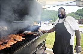 WATCH VIDEO: Entrepreneur Endeavors | Johnstown Chef Seeks ... My Baby Klose Backyard Chef Jr Bbq Watch Video Entpreneur Endeavors Johnstown Chef Seeks 1960s Smiling Man Outdoors In Backyard Patio Wearing Chef Hat Barbecue With The Bearded Youtube Must Haves For The Thebabyspotca Movie Theater Screens Refuge Amazoncom Bake And Grill Master Mat Baking Copper Ideas Collection Gas Bbq Stainless Lid Be E Best Your Hero Steak