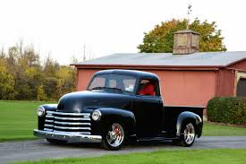 100 1952 Chevy Panel Truck This Breathes Fire With A Supercharged LS9 V8 Hot Rod