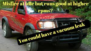 Nissan Truck Vacuum Leak. Bad Gas Mileage, High Fuel Trims At Idle ... Ford Pickup F150 Automotive Advertisement Tough New 1980 More Efficient Trucks Will Save Fuel But Only If Drivers Can Chevrolet S10 Questions What Does An Automatic 2003 43 6cyl Ram 1500 Vs Hd When Do You Need Heavy Duty A Additive Give You Better Economy With Proof Youtube Best Pickup Truck Buying Guide Consumer Reports Making Isnt Actually Hard To Wired How To Get Gas Mileage Out Of Your Car 2017 Improve Old School Ask The Auto Doctor Finally Goes Diesel This Spring With 30 Mpg And 11400