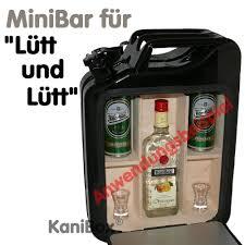 benzinkanister zum diy ausbau als kanister bar mini bar