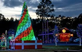 Publix Christmas Trees by Enchanted Christmas Village Making Its Debut On Jacksonville U0027s