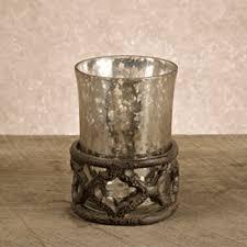 Mercury Glass Bathroom Accessories by Gg Collection Bath U0026 Vanity Accessories