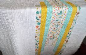 How to piece a quilt back