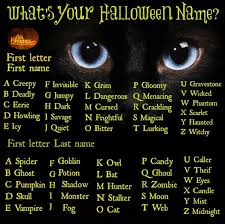 Trixie The Halloween Fairy Quiz by What U0027s Your Halloween Name Halloween Pinterest What S