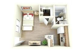 300 Sq Ft Studio Apartment Layout Ideas General Design Small Space Floor Plans