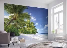 fototapeten mit strand meer auch als 3d tapete