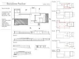 100 Barcelona Pavilion Elevation Barcelona Pavilion Google Search Studio Pavilion