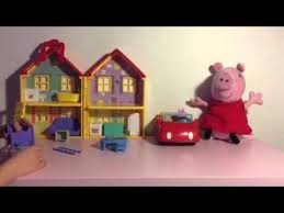 francais jouet maison deluxe peppa pig peppa pig deluxe