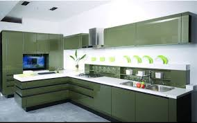 Foundation Dezin Decor 3d Kitchen Model Design