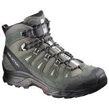 quest prime gtx hiking shoes official salomon store