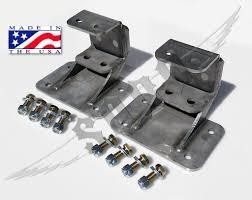 99-04 Ford SuperDuty Rear Shackle Flip 2.5