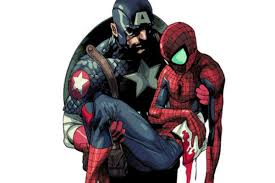 Weve Been Hearing For Sometime That Spider Man Will Be Team Stark Civil War Apparently Tony Even Gives Him