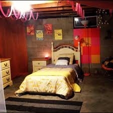 Cheap Diy Basement Ceiling Ideas by Decorating Unfinished Basement Ideas Cheap Carpet For