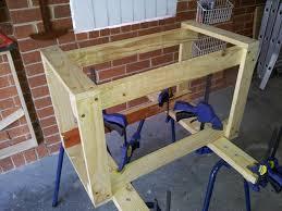 drill press stand by andrewr79 lumberjocks com woodworking