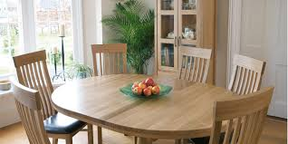 TCH Windsor Oak Furniture Dining Room Kitchen Tables