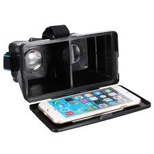 Universal Virtual Reality 3D Video Glasses For iPhone Smartphone