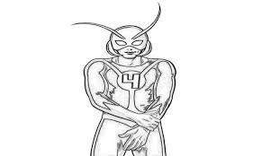 Pics Of Marvel Ant Man Coloring Pages Rallytv Org For