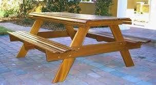 Outdoor Wooden Tables Outside 833 Team Pertaining Plan Photograph Furniture Round Wood Patio Table With In
