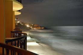 Terraced Above The Beach