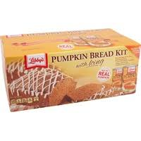 Libby Pumpkin Bread Recipe With Kit by Pumpkin Bread At Costco Instacart