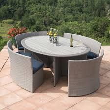 Sirio Patio Furniture Covers by Venice 5 Piece Patio Dining Set By Sirio