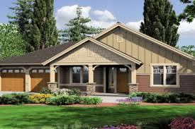Rustic Craftsman Style House Plans
