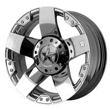 Amazon.com: XD-Series Rockstar XD775 Chrome Wheel (18x9