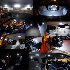 2002 - 2008 14 X-Light SMD Full LED Interior Lights Package Kit For ...