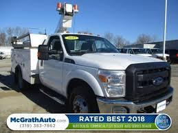 100 Pick Up Truck Crane 2012 FORD F350 Cedar Rapids IA 5005535610 CommercialTradercom
