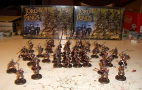 Lord Of The Rings Strategy Battle Game