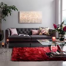 home affaire fellteppich valeria rechteckig 60 mm höhe kunstfell sehr weicher flor wohnzimmer