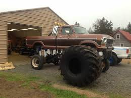 100 Ford Monster Truck Top Fan Ride Of January Heaths 1978 F350