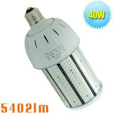 40w led corn cob e26 medium base 200watt incandescent l