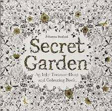 Her Book Secret Garden Features Intricate Black And White Drawings Of The Flora Fauna That Surrounds Illustrators Home In Rural Scotland