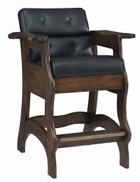 legacy billiards signature spectator chair greater southern