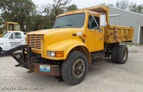 1995 International 4900 Dump Truck | Item DB7382 | SOLD! Nov... 1989 Ford L8000 Dump Truck Hibid Auctions Subic Yokohama Trucks Inc 2002 Intertional 4900 Crew Cab Dump Truck Item Dc5611 Chevy 3500 Elegant Auction 2006 Silverado 1999 Kenworth W900 Tri Axle Dump Truck Intertional 4400 Online Proxibid For Sale In Ct 134th First Gear 1960 Mack B61 4200 Sa At Public On June 27th West Rock Quarry In Winston Oregon Item 1972 Of Mercedesbenz Actros 41 Trucks By Auction Tipper 2000 Kenworth For Sale Sold May 14