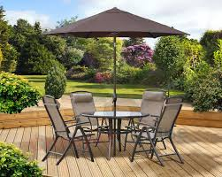 Ebay Patio Furniture Uk by Pagoda Rio Garden Furniture With Round Table U0026 4 Reclining Seats