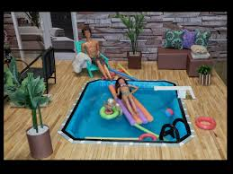 How To Make A Doll Pool With Real Water #1 - YouTube Best 25 Above Ground Pool Ideas On Pinterest Ground Pools Really Cool Swimming Pools Interior Design Want To See How A New Tara Liner Can Transform The Look Of Small Backyard With Backyard How Long Does It Take Build Pool Charlotte Builder Garden Pond Diy Project Full Video Youtube Yard Project Huge Transformation Make Doll 2 91 Best Pricer Articles Images