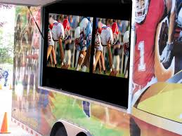100 Game Truck Richmond Va VA Tailgate Party Idea Galaxy Video