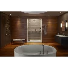 Kohler Stillness Faucet Wall Mount by Kohler K 942 4 Cp Stillness Polished Chrome Two Handle Widespread