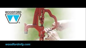Woodford Faucet Handle Replacement by Woodford Y34 Yard Hydrant Adjust Linkage More Or Less Snap In