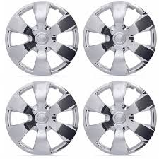 Amazon.com: BDK Toyota Camry Style Hubcaps , Chrome 16