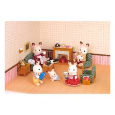 sylvanian families luxury living room without battery 1xaa furniture living area 2959 at about tea de shop