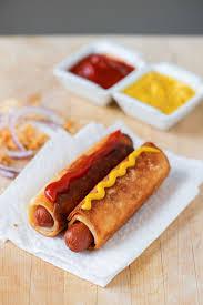 Halloween Hotdog Fingers by 40 Best Dog Recipes Easy Ideas For Dogs U2014delish Com