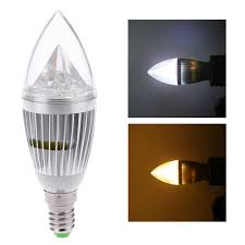 discount china wholesale e14 3w led light chandelier candelabra