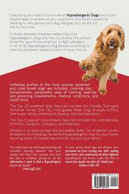 List Of Non Hypoallergenic Dogs by Hypoallergenic Dogs Facts U0026 Information Your Complete Guide To