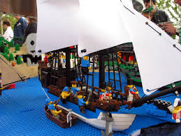 Lego Ship Sinking 2 by Captain Lucius Malfoy Pureblood Pirate Lego Lego Roadshow