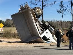 100 Truck Crashes Video Fertilizer Truck Crashes On Highway 32 West